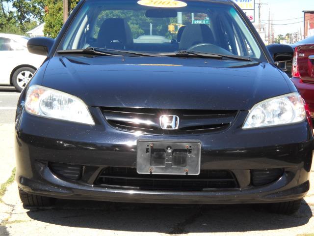 2005 Honda Civic 3.5L RWD