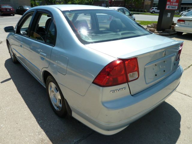 2005 Honda Civic 3.5tl W/tech Pkg