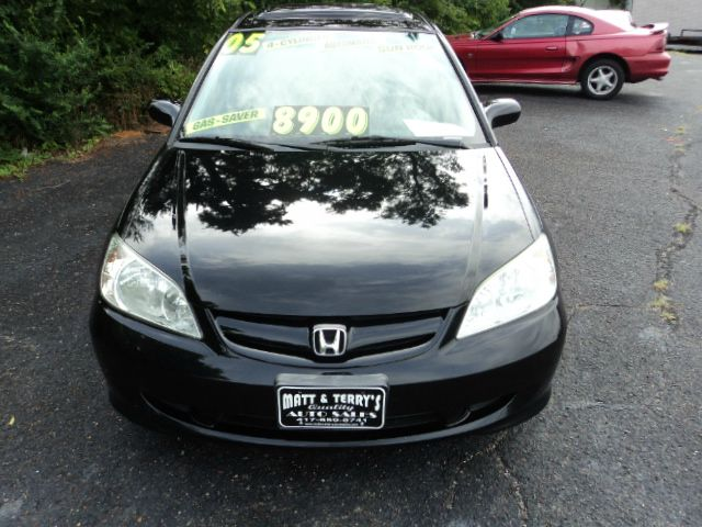 2005 honda civic gm certified 12month 12000 mile warranty for Honda civic warranty