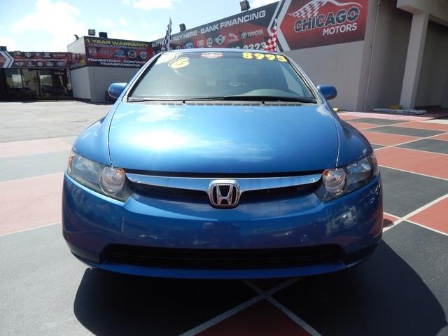 2006 Honda Civic Elk Conversion Van
