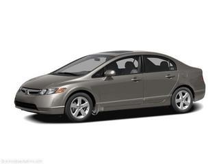 2006 Honda Civic 4DR SE (roof)