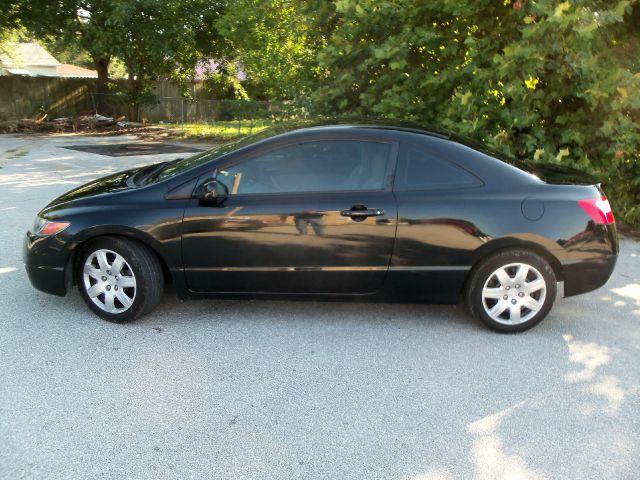 2006 Honda Civic 2dr Reg Cab 120.5 WB