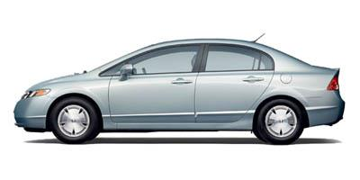 2007 Honda Civic SE Sedan
