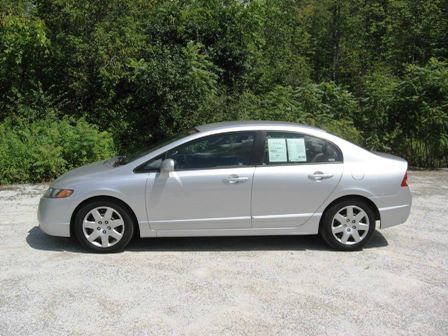 2007 Honda Civic GTC