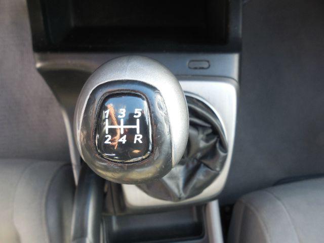 2007 Honda Civic 4DR SE (roof)