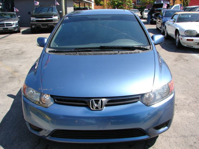 2008 Honda Civic 2dr Reg Cab 120.5 WB