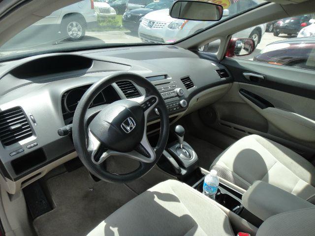 2009 Honda Civic Heritage FX4 Supercrew