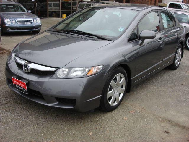 2010 Honda Civic 2dr Reg Cab 120.5 WB