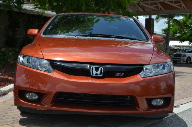 2010 Honda Civic SEL AWD V6 Navigation Sedan