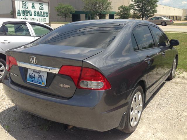 2010 Honda Civic T6 Turbo AWD