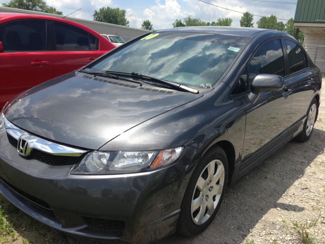 2010 Honda Civic T6 Turbo AWD