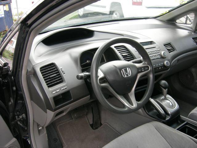 2010 Honda Civic Heritage FX4 Supercrew