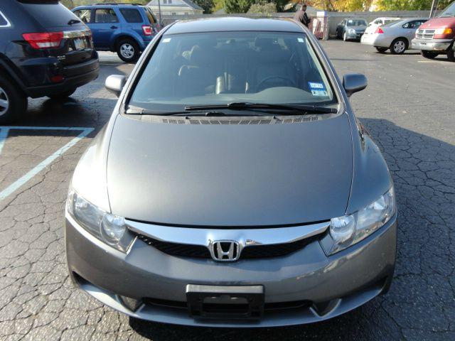 2010 Honda Civic 2500 155wb RWD