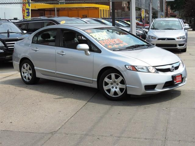 2011 Honda Civic T6 Turbo AWD