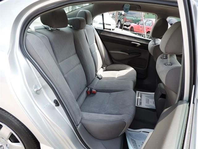 2011 Honda Civic T6 Turbo AWD