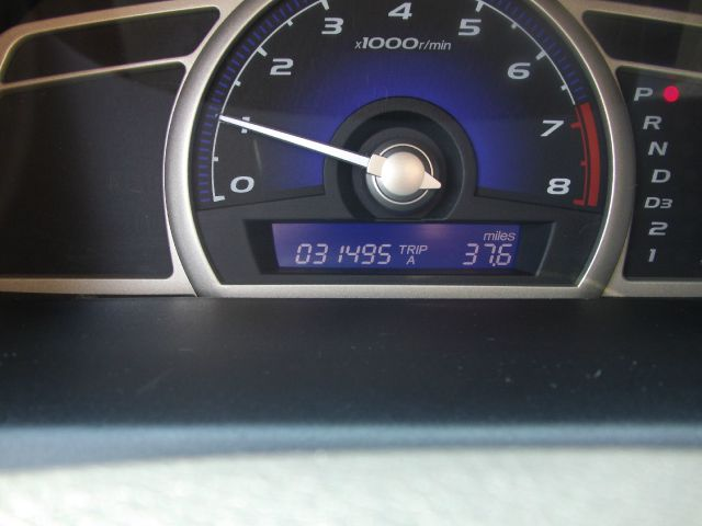 2011 Honda Civic Heritage FX4 Supercrew