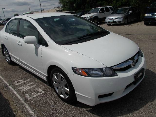 2011 Honda Civic Heritage FX4 Supercrew