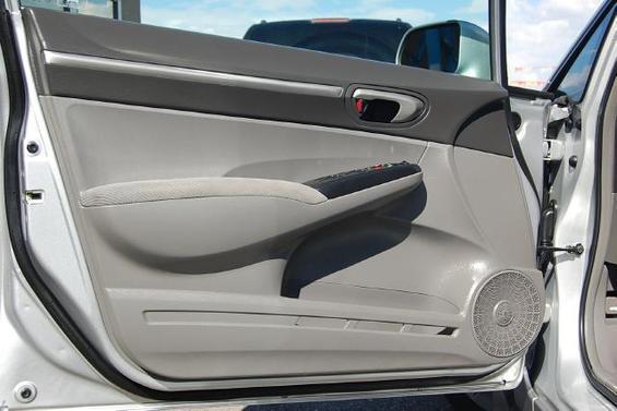 2011 Honda Civic Crew Cab 126.0 WB 4WD LT w/1L