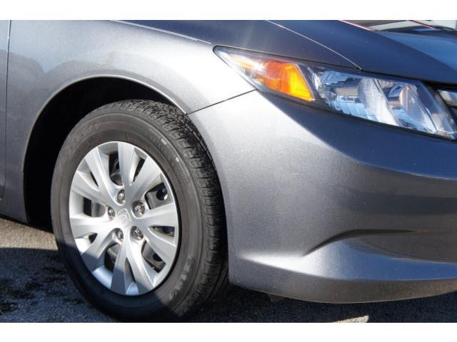 2012 Honda Civic Elk Conversion Van