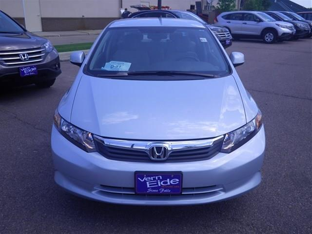 2012 Honda Civic T6 Turbo AWD
