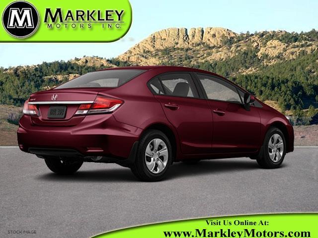 2013 Honda Civic Elk Conversion Van