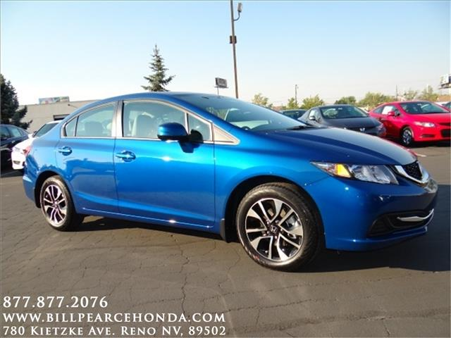 2013 Honda Civic SL Regular Cab 2WD Details. RENO, NV 89502