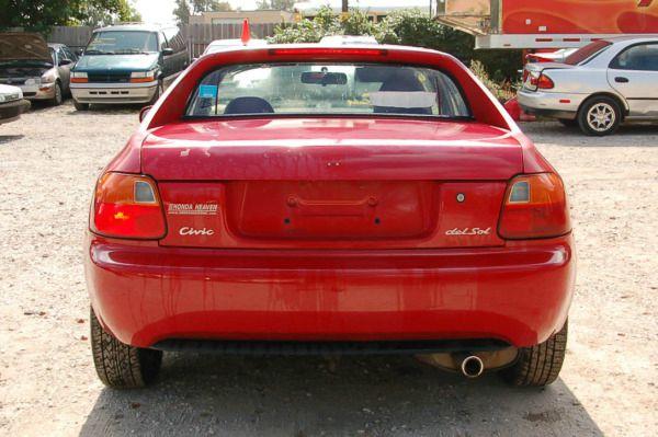 1994 Honda Civic del SOL Grande