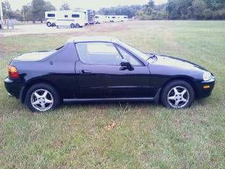 1995 Honda Civic del SOL SR5 V6 3.4