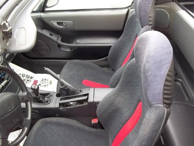 1995 Honda Civic del SOL Grande
