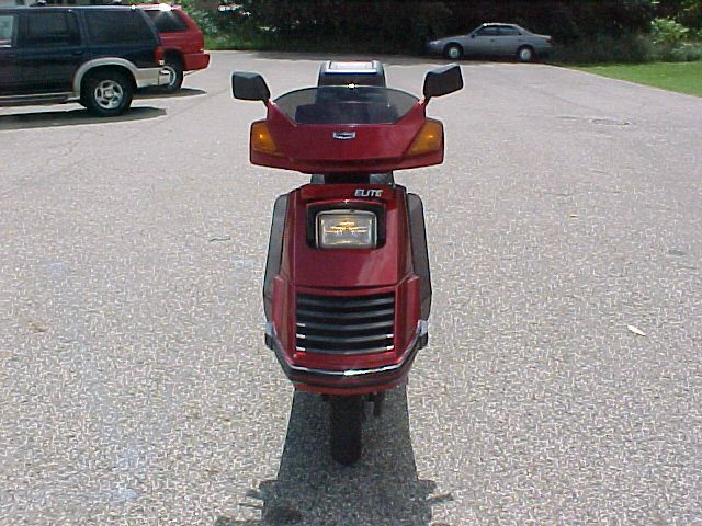 1984 Honda ELITE  125 SEL All-wheel Drive With Locking Differential