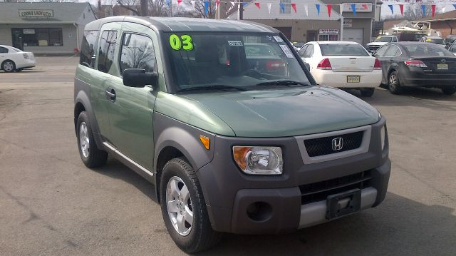 2003 Honda Element CREW CAB
