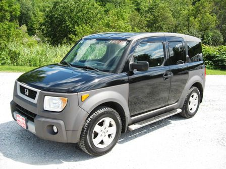 2003 Honda Element Challenger