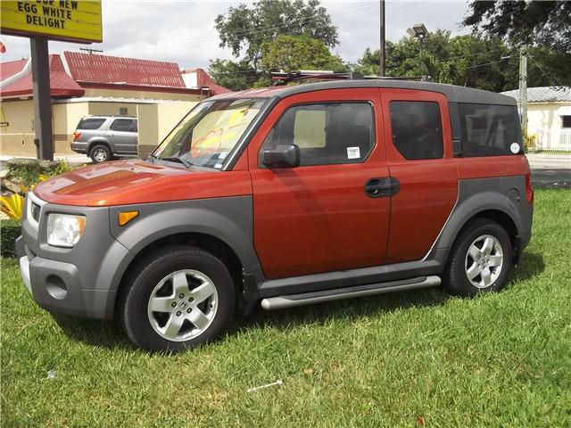 2005 Honda Element EXT WB LT W/1lt