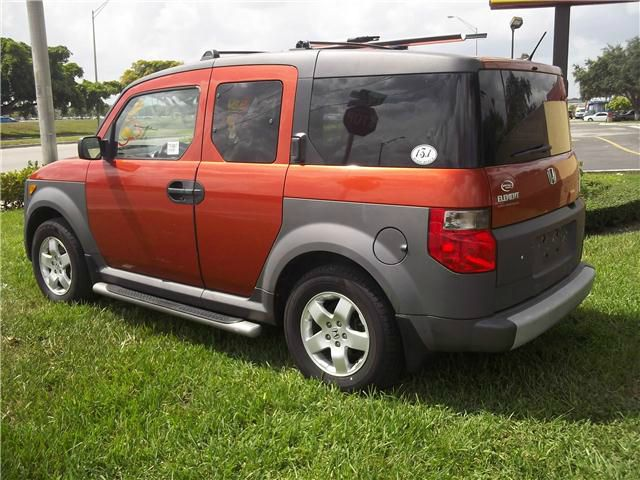 2005 Honda Element EXT WB LT W/1lt