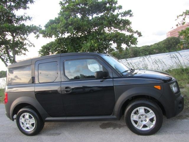 2007 Honda Element Elk Conversion Van