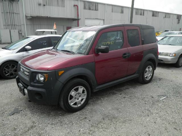 2008 Honda Element GT Coupe 2D