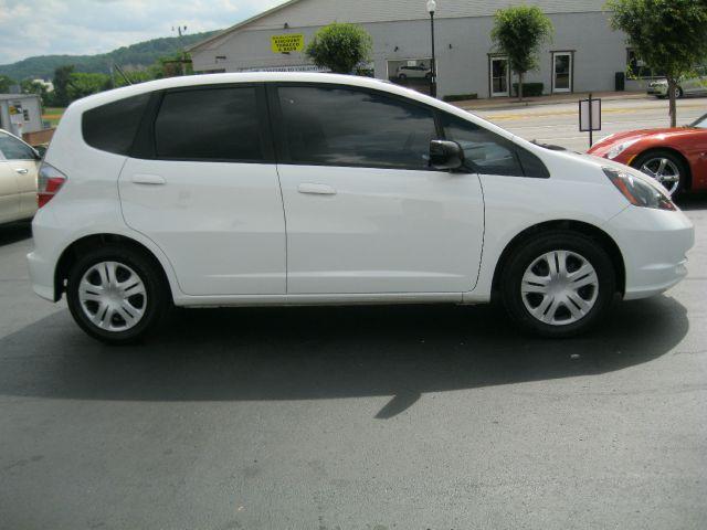 2011 Honda Fit Supercab SRW 4X