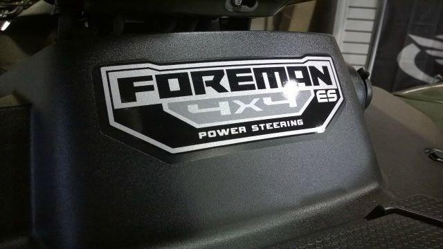 2014 Honda Foreman 500 REG CAB SLE