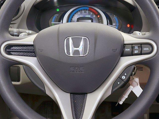 2010 Honda Insight Premium Luxury Collectionawd