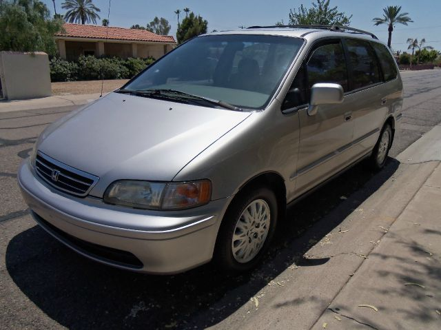 1998 Honda Odyssey Open-top