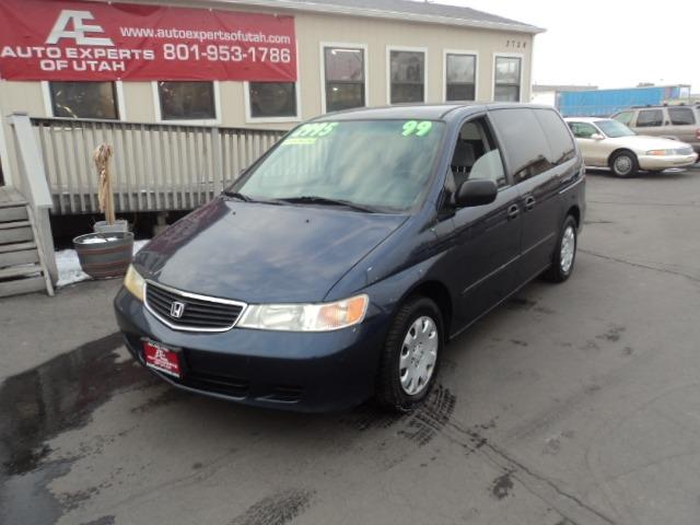 1999 Honda Odyssey Elk Conversion Van