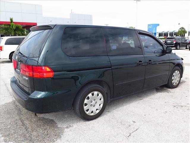 ... CRAMER TOYOTA OF VENICE. 1999 Honda Odyssey Clk350 Cabriolet 2D