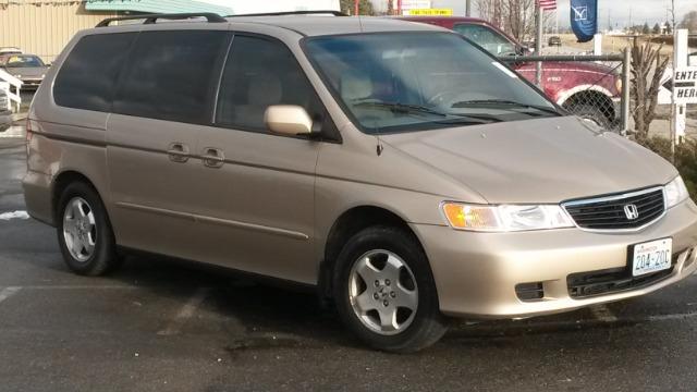 2000 Honda Odyssey Open-top