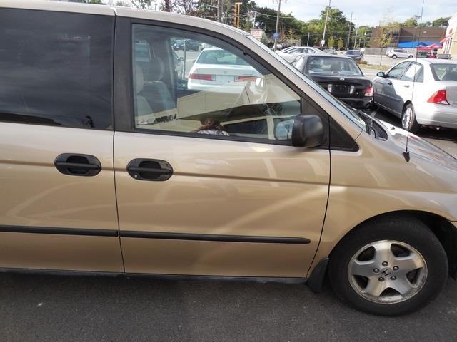 2000 Honda Odyssey Elk Conversion Van