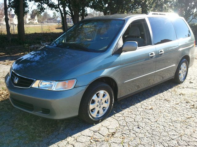 2002 Honda Odyssey Open-top