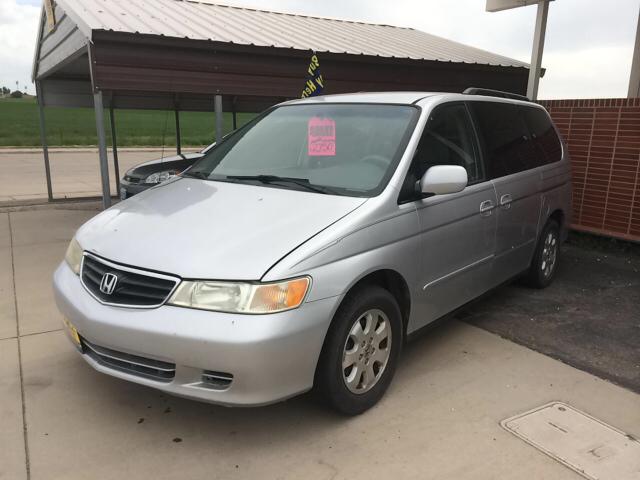 2002 Honda Odyssey T6/ AWD