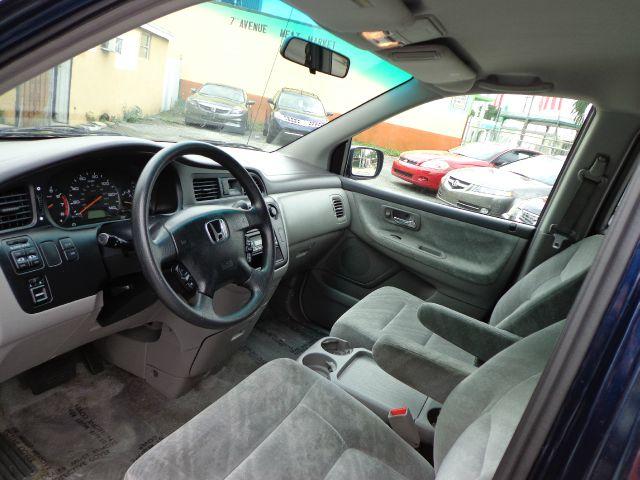 2003 Honda Odyssey Open-top