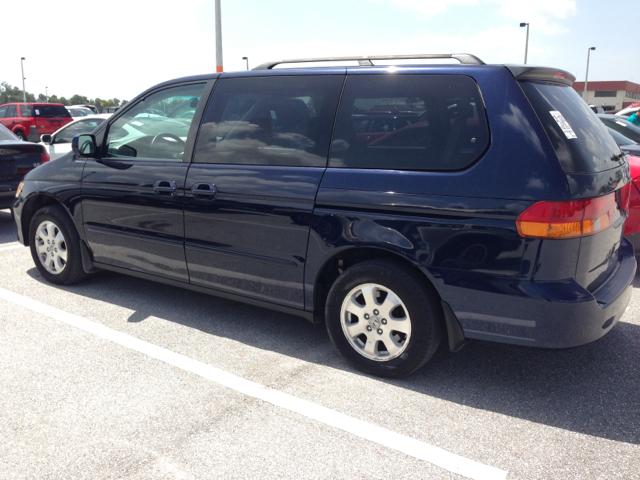 2003 Honda Odyssey GS 43