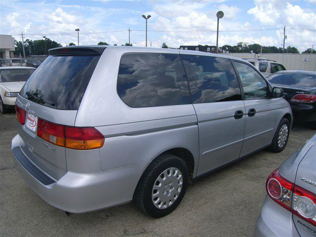 2003 honda odyssey elk conversion van details baton rouge for Honda odyssey life expectancy