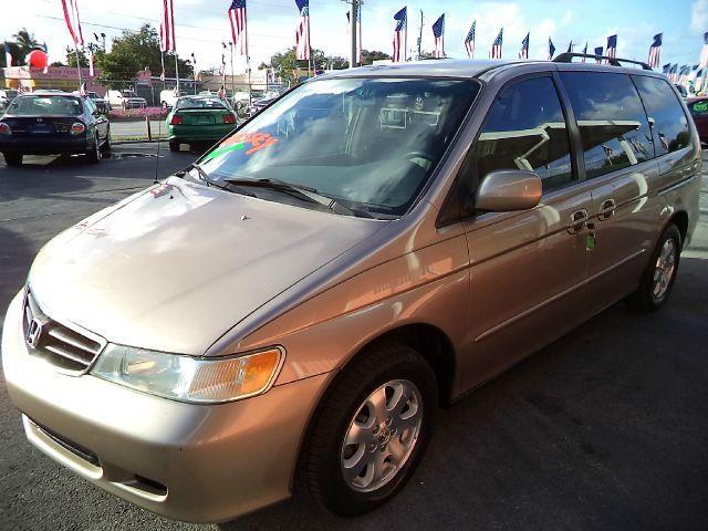 2003 Honda Odyssey 2500hd LS 4X4
